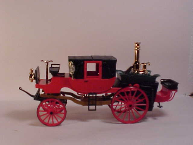 Another Steam Carriage, Front